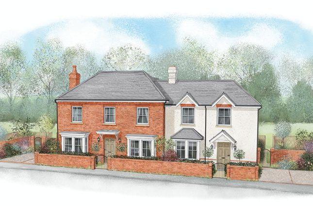 Thumbnail Semi-detached house for sale in Newark Lane, Ripley, Woking