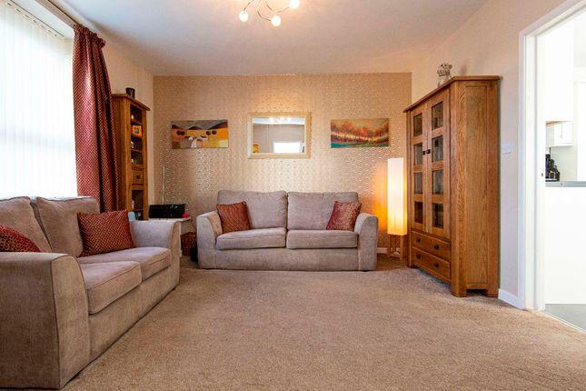 Thumbnail Detached house for sale in Preswylfa, Farm Road, Pontlottyn, Bargoed