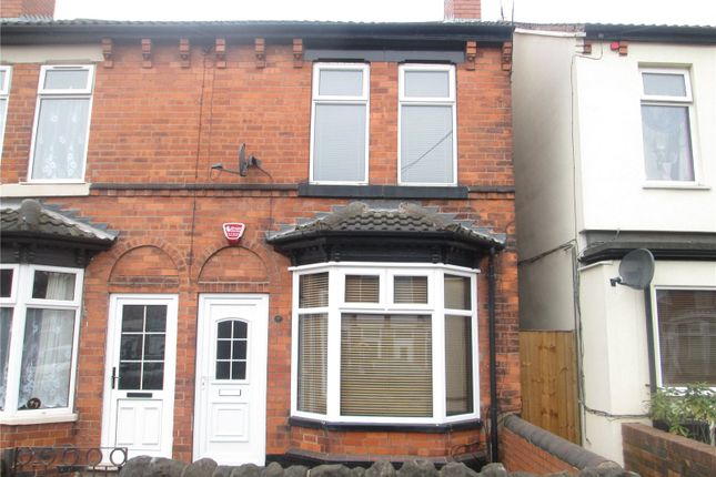 Thumbnail Semi-detached house to rent in Yorke Street, Mansfield Woodhouse, Nottingham, Nottinghamshire