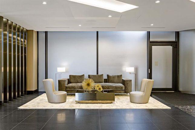 Lounge II of Tower One, The Corniche, 23 Albert Embankment, London SE1