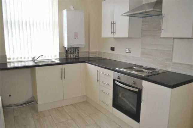 Thumbnail Flat to rent in Lawn Terrace, Rhymney, Tredegar