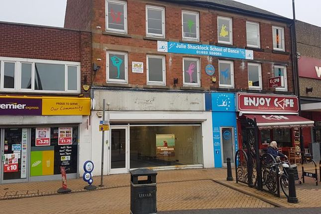 Retail premises to let in Ground Floor, Thomas House, Portland Square, Sutton In Ashfield
