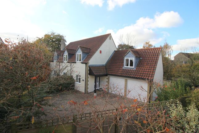 Thumbnail Detached house for sale in Fairleigh Rise, Kington Langley, Chippenham