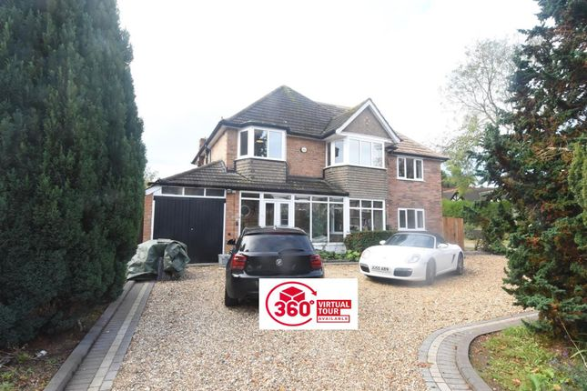 Thumbnail Detached house for sale in Chester Road, Castle Bromwich, Birmingham