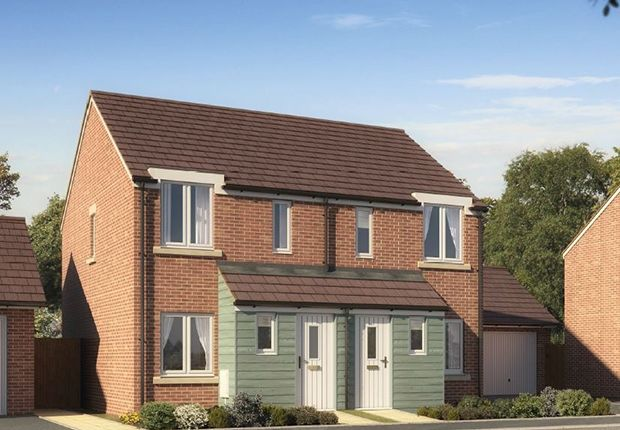"""Thumbnail End terrace house for sale in """"The Alnwick """" at Imperial Park, Wills Way, Bristol"""