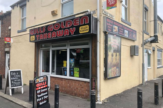 Retail premises for sale in Front Street, Wingate