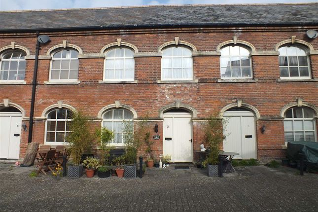 3 bed town house to rent in Bitham Mill Courtyard, Westbury, Wiltshire BA13