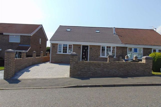 4 bed semi-detached bungalow for sale in Aldeburgh Avenue, Newcastle Upon Tyne NE15