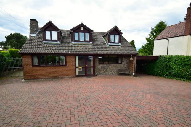 Thumbnail Detached house for sale in West Road, Ketley Bank, Telford
