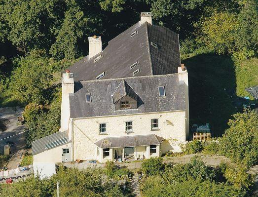 Thumbnail Land for sale in Near Felingwm Isaf, Nantgaredig, Carmarthen, Carmarthenshire