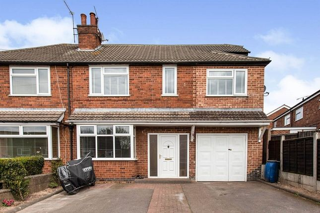 5 bed semi-detached house to rent in Drayton Street, Swadlincote DE11