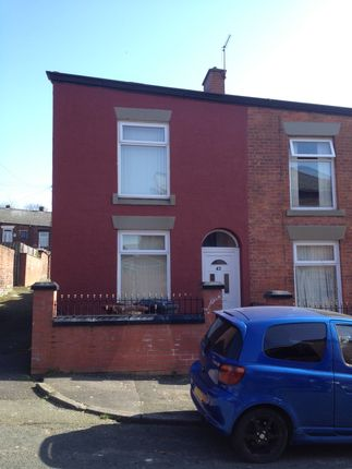Thumbnail End terrace house to rent in Stafford Street, Oldham
