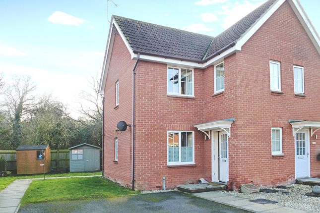 Thumbnail Property to rent in Plaiters Way, Braintree