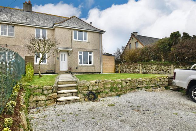 3 bed end terrace house for sale in Argal View, Treverva, Penryn TR10