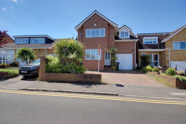 Thumbnail Detached house for sale in Merridene, Grange Park