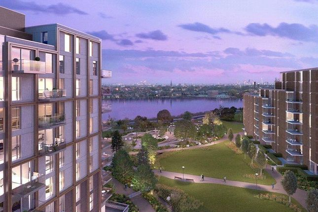 Thumbnail Flat to rent in Woodberry Grove, Woodberry Down, London
