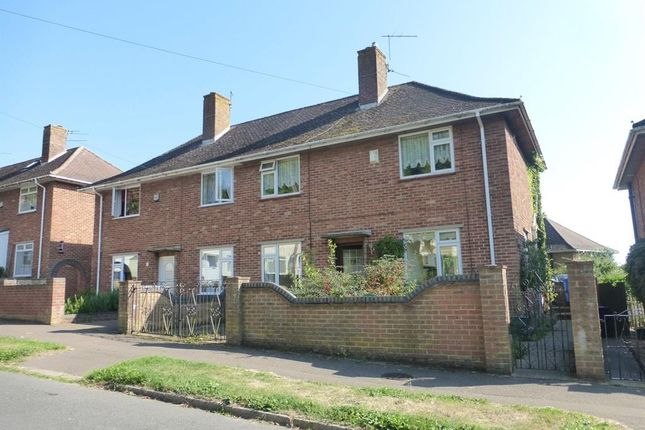 Thumbnail Semi-detached house to rent in St. Mildreds Road, Norwich