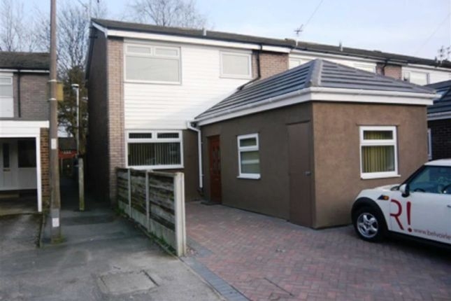 Thumbnail Terraced house to rent in Abingdon Road, Stockport, Cheshire