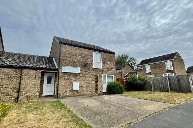 2 bed link-detached house to rent in Cedar Close, RAF Lakenheath, Brandon IP27