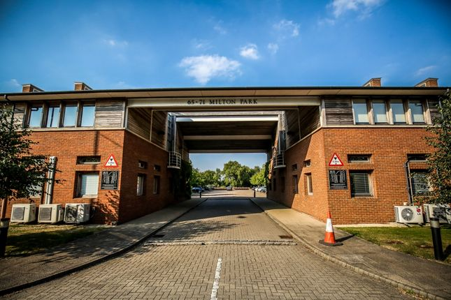 Thumbnail Office for sale in Innovation Drive, Milton, Abingdon