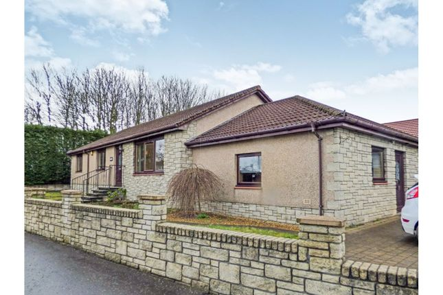 Thumbnail Detached bungalow for sale in Perth Road, Cowdenbeath