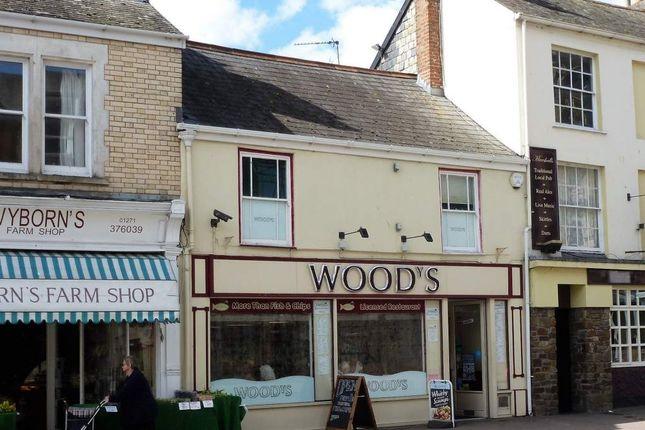 Thumbnail Restaurant/cafe to let in Barnstaple, Devon