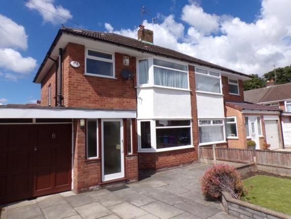 Thumbnail Semi-detached house for sale in Oakhurst Close, Liverpool, Merseyside
