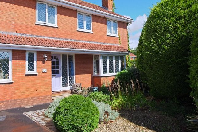 Thumbnail Detached house for sale in Westmarch Way, Weston-Super-Mare