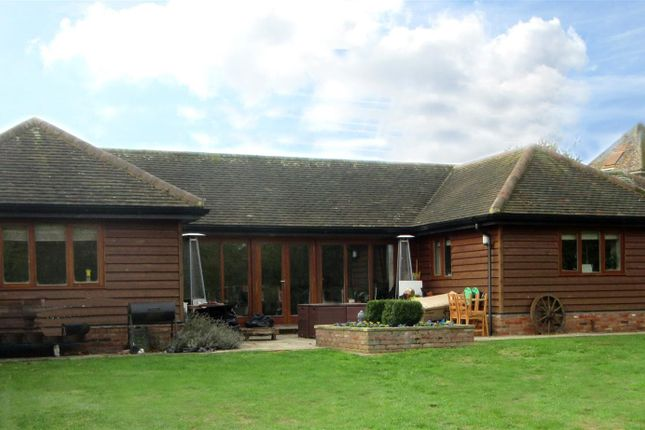Thumbnail Detached house to rent in Poynders End, Preston, Hitchin
