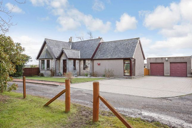Thumbnail Detached bungalow for sale in East Lodge, Inzievar Estate, Oakley