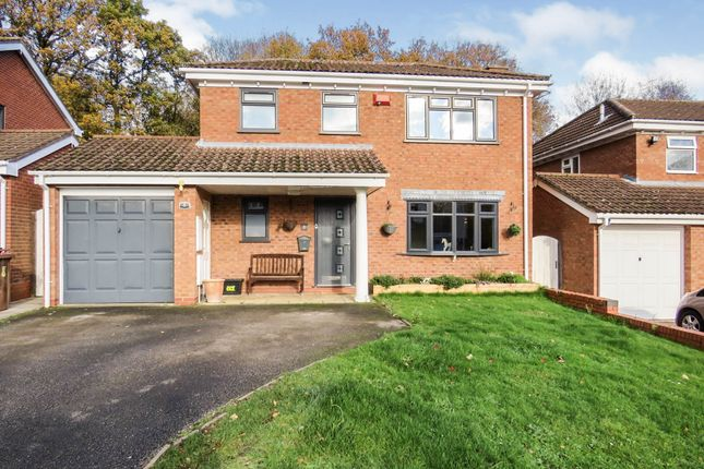 Thumbnail Detached house for sale in Elmdon Coppice, Solihull