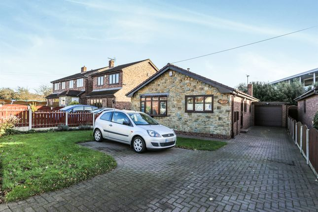 Thumbnail Detached bungalow for sale in Goldthorpe Road, Goldthorpe, Rotherham