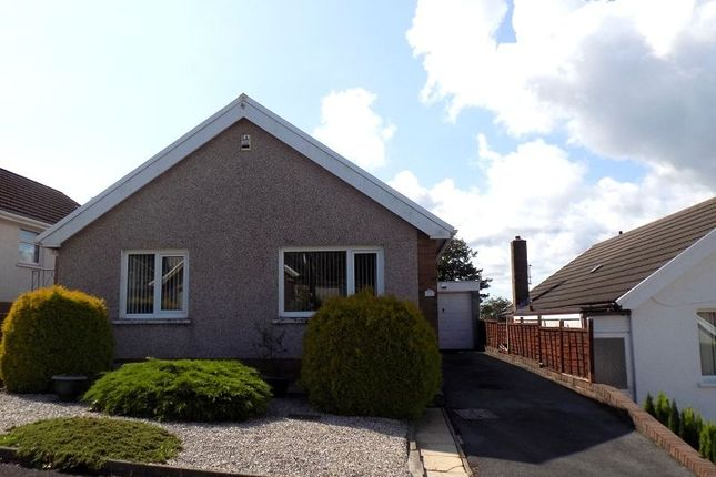 Thumbnail Detached house for sale in Kenway Avenue, Neath, Neath Port Talbot.