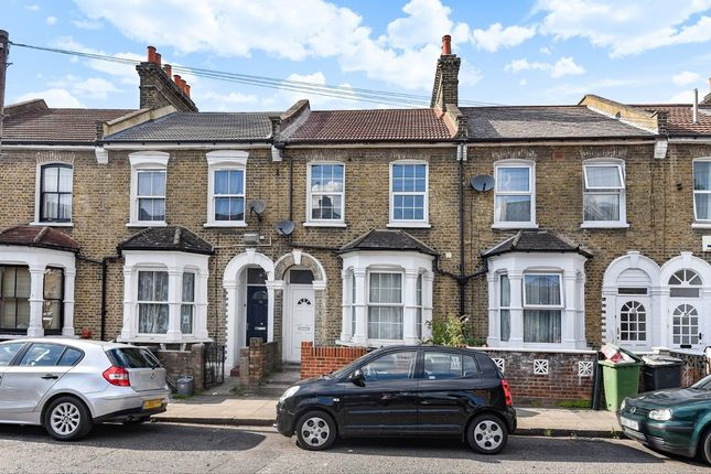 Thumbnail Terraced house for sale in Alloa Road, London