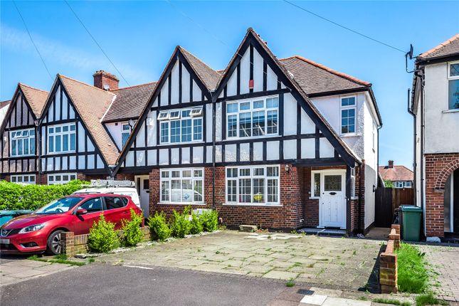 Thumbnail End terrace house for sale in Farmland Walk, Chislehurst