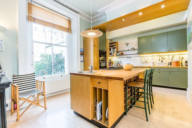 Kitchen of Chalcot Square, London NW1