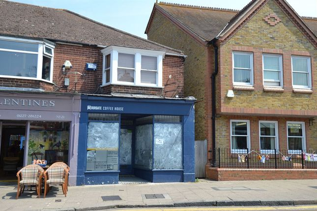 Thumbnail Property for sale in St. Alphege Court, Oxford Street, Whitstable