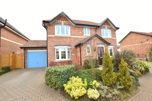 Thumbnail Detached house for sale in High Legh, Eccleston, St. Helens
