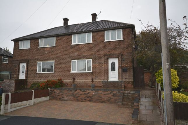 Thumbnail Semi-detached house for sale in Beaconsfield Road, Runcorn