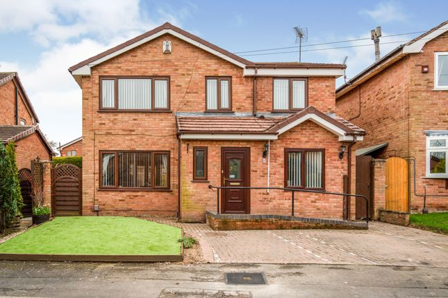Thumbnail Detached house for sale in Red Pike, Ellesmere Port