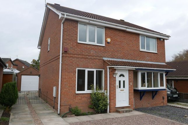 Thumbnail Semi-detached house to rent in Devron Way, York, North Yorkshire