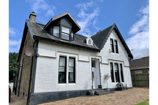 Thumbnail Detached house for sale in Grahamshill Street, Airdrie
