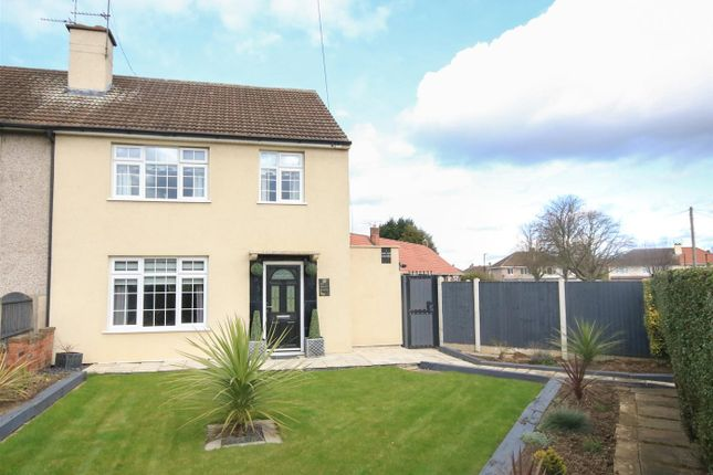 Thumbnail Semi-detached house for sale in Moffat Gardens, Doncaster