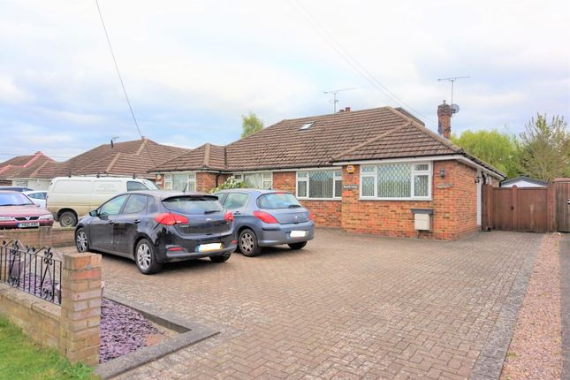 Thumbnail Semi-detached bungalow for sale in Larks Field, Longfield