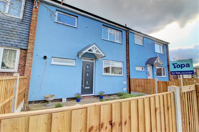 3 bed terraced house for sale in Hereford Walk, Basildon SS14