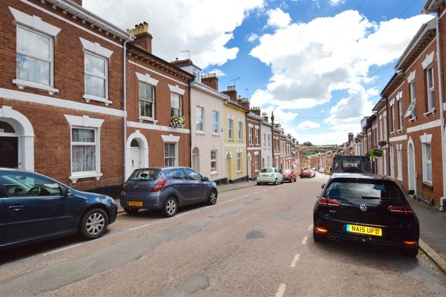 Thumbnail Property for sale in Victoria Street, Exeter