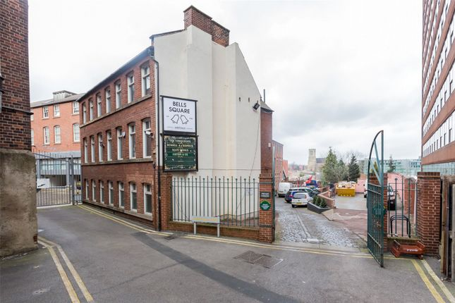 Thumbnail Flat to rent in Bells Square, Sheffield, South Yorkshire