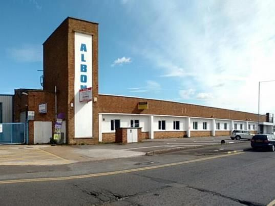 Thumbnail Industrial for sale in Unit, 1-4, Brook Road, Rayleigh