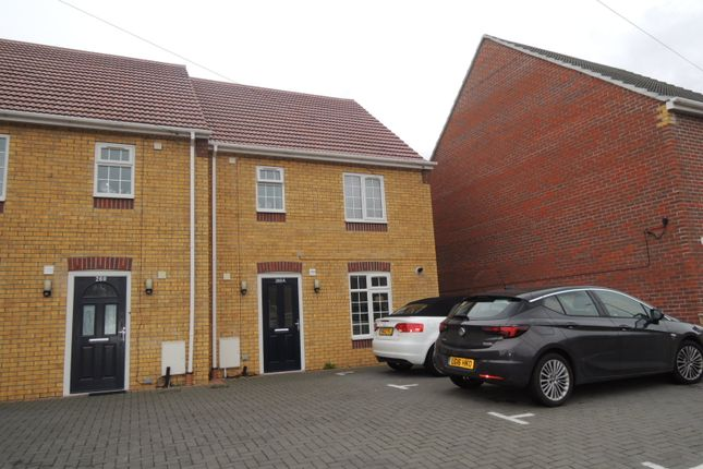 Thumbnail Semi-detached house to rent in Herbert Avenue, Poole