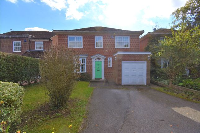 4 bed detached house to rent in Goldwell Drive, Newbury, Berkshire RG14